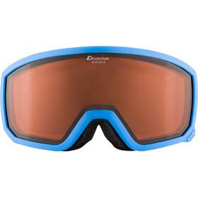 Alpina Scarabeo S DH Gogle niebieski